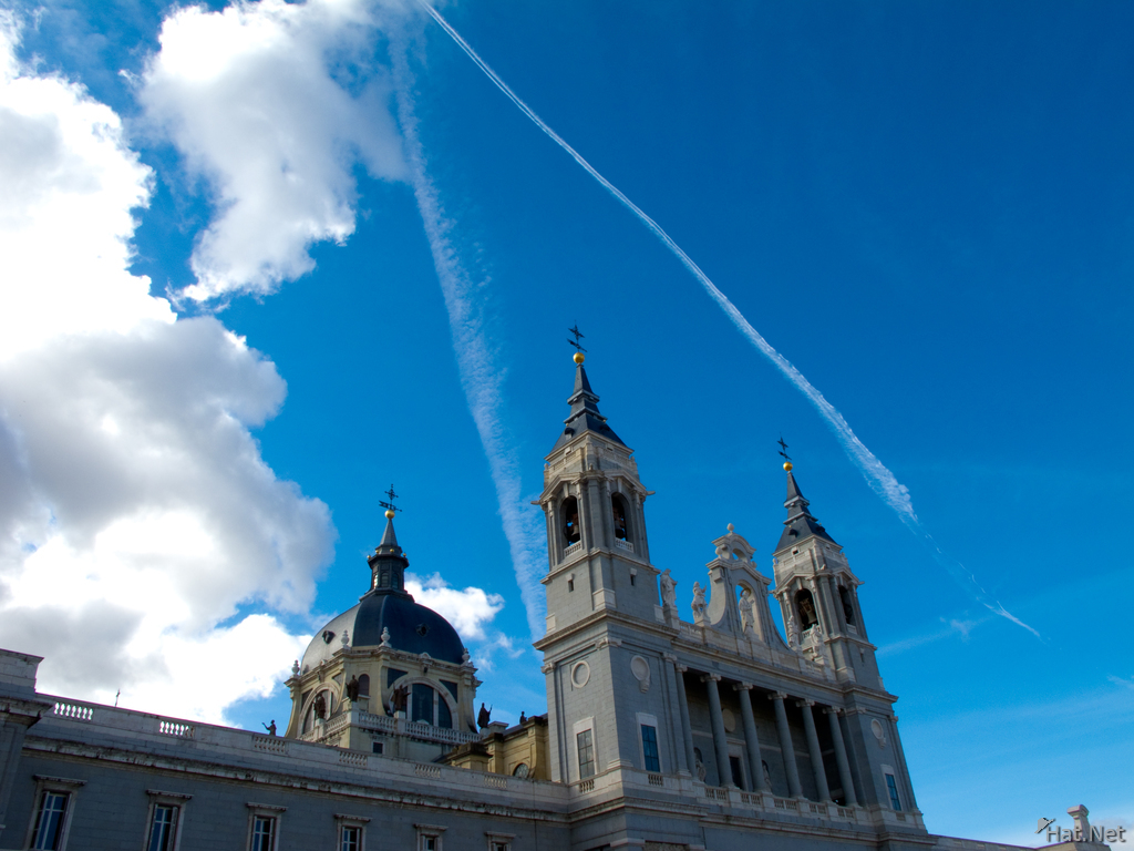 view--cathedral of madrid
