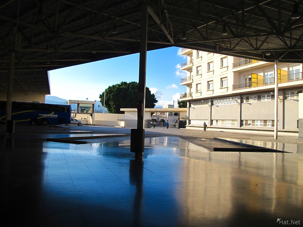 view--algeciras bus station