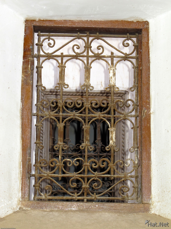iron window of marraech