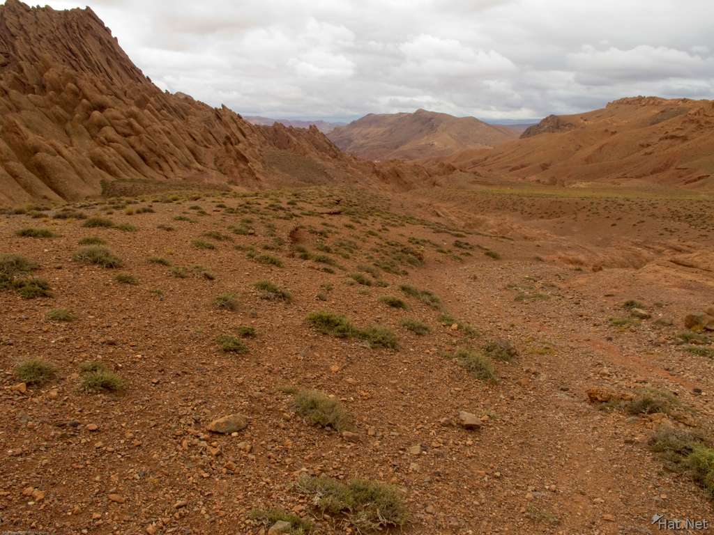 dades valley trail
