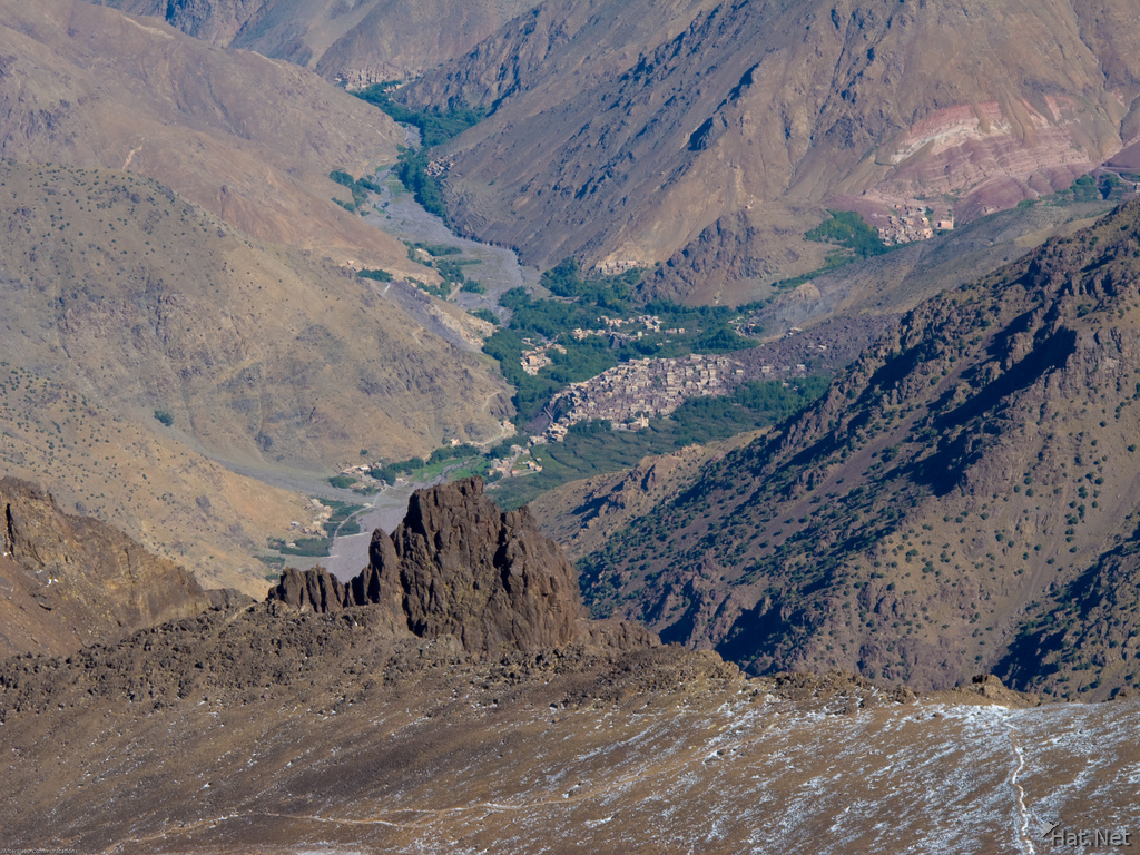 toubkal valley