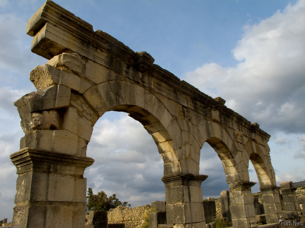 arches of romans