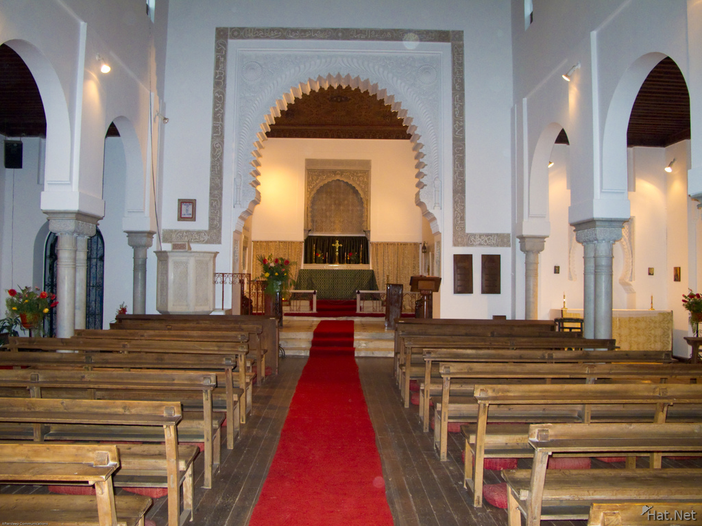 st andrew church interior