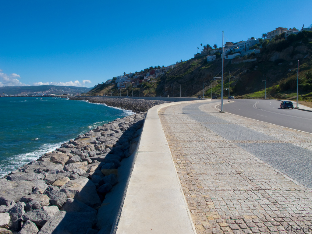 tangier coast walk