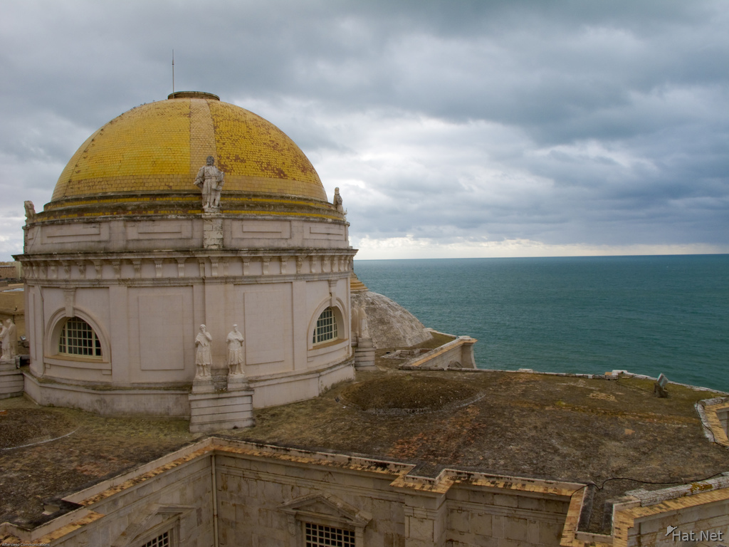 cadiz cathedral dome