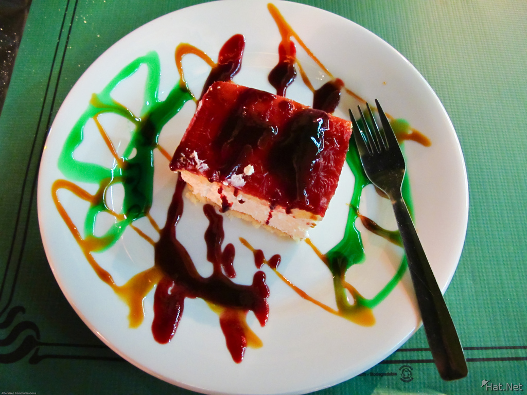 food--cheese cake