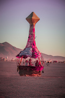 genie in a bottle Black Rock City,  Nevada,  United States, North America