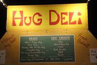 Hug Deli Black Rock City,  Nevada,  United States, North America